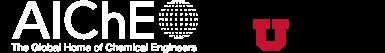 AICHE | University of Utah Logo